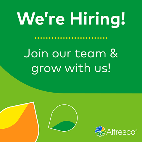 Alfresco Job Opportunities