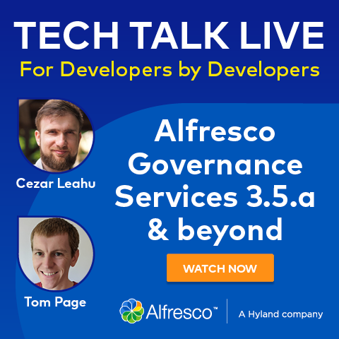 May 2021 Tech Talk Live 129 Watch recording