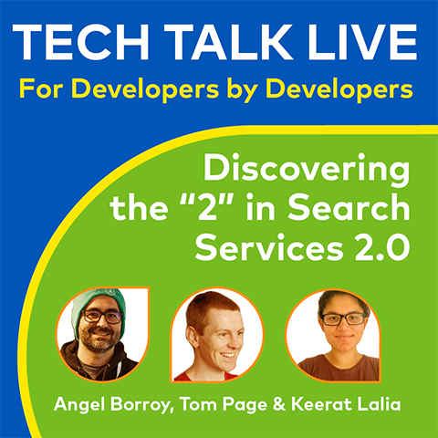 October 2020 Tech Talk Live Register Now