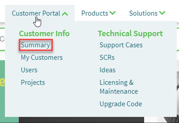Access Account Info