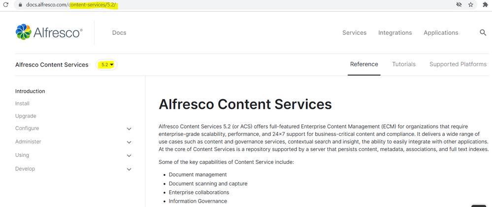 ACS 5.2 docs are back :)
