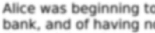 Example text after ten blur applications