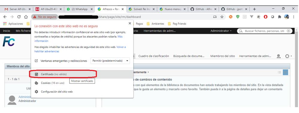Error Alfresco Certificado no valido.png